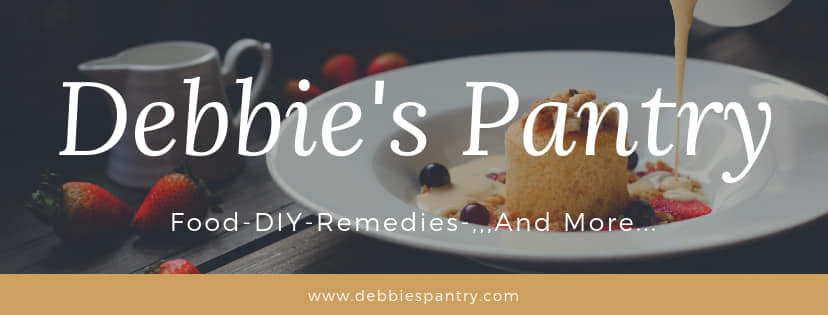 Welcome to Debbie's Pantry Blog !!!
